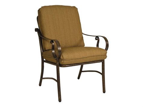 Woodard Patio Furniture Cushions Woodard Bungalow Replacement Chair Seat Back Patio