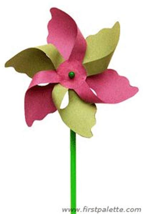 paper flower pinwheel pattern flower pinwheel instructions and template pattern