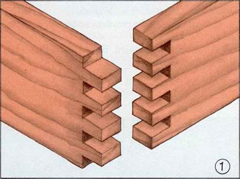 woodworking finger joints finger joint boxes joining wood woodworking archive