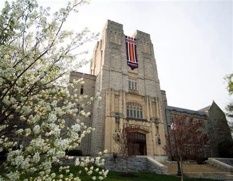 Professional Mba Virginia Tech by Burruss Virginia Tech