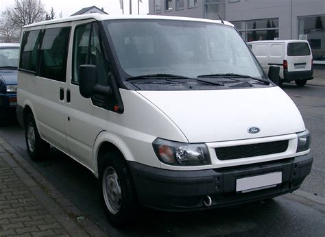 ford transit file ford transit front 20071231 jpg wikimedia commons
