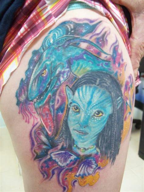 full body avatar tattoo 36 awesome avatar tattoos tattooblend