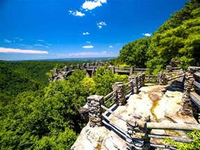 coopers rock state forest west virginia state parks