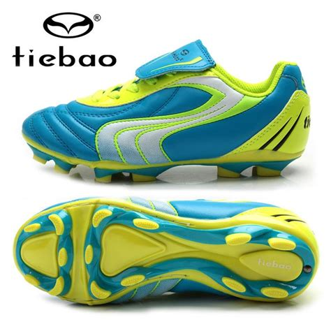 football shoes for boys tiebao professional outdoor football boots children