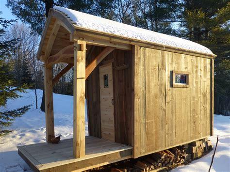 custom timber frame sauna black dog timberworks