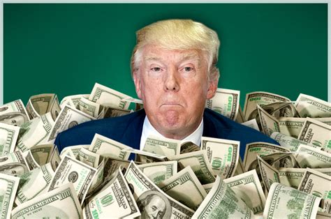 donald trump money donald trump finally gets a bill passed but his history