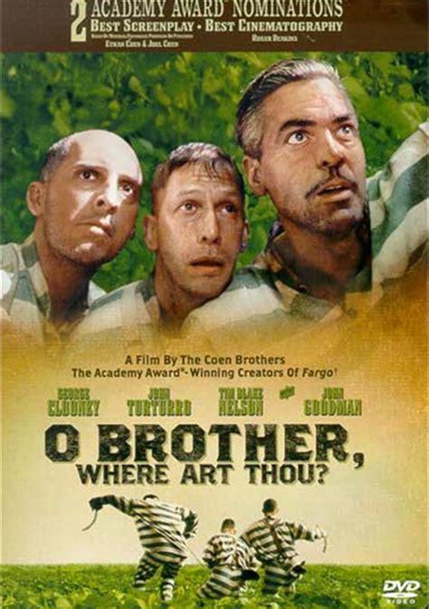 Dvd O Where Thou o where thou dvd 2000 dvd empire