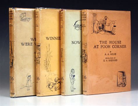 original book with pictures winnie the pooh a from sussex toovey s