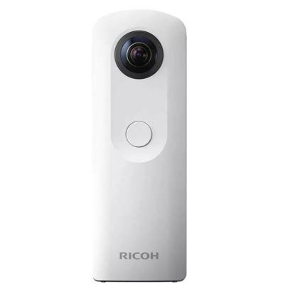 Ricoh Theta Sc 12mp White ricoh theta sc white videoc 225 mara 360 media shops s l
