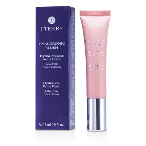 by terry hyaluronic blush 02 blushberry 15ml 0 5oz bnib limited by terry new zealand hyaluronic blush hydra veil print