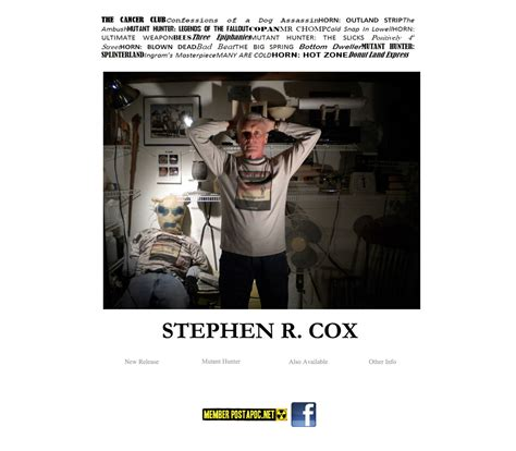 360 degrees of stephen r cox jackson design