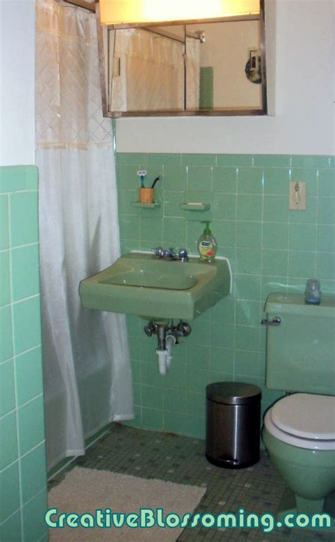 seafoam green bathroom ideas bathroom the diy homegirl