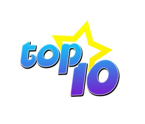 What Are The Top 10 - logo top 10 by alisonsilvagraphic on deviantart