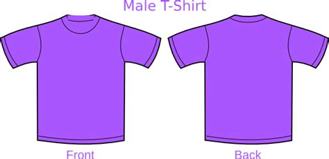 Tshirt Ouch Tees M G plain t shirts clip at clker vector clip