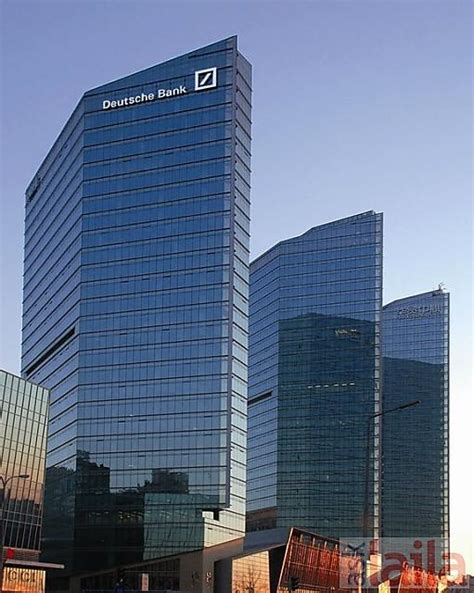 My Work Place Deutsche Bank Office Photo Glassdoor