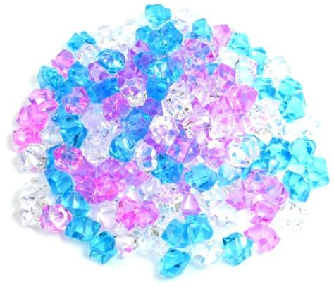 jardin crystal stone  piece plastic beads aquarium