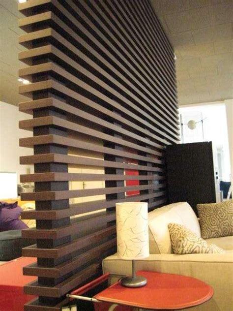 divisori in legno per interni pareti in legno parete divisoria in legno moderna