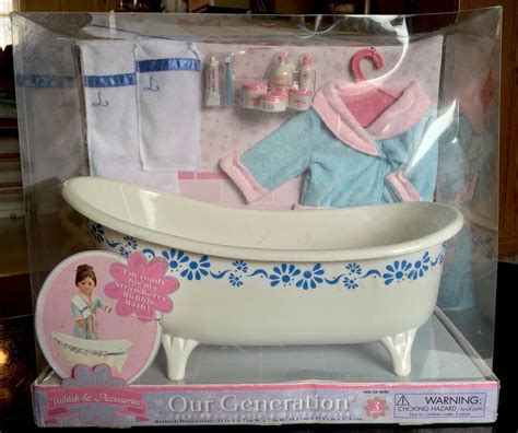 american girl doll bathtub our generation bathtub accessories 18 quot dolls american