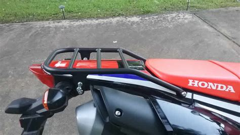 Rally Rack by Top 5 Most Popular Crf250l Modifications Crf S Only Forums