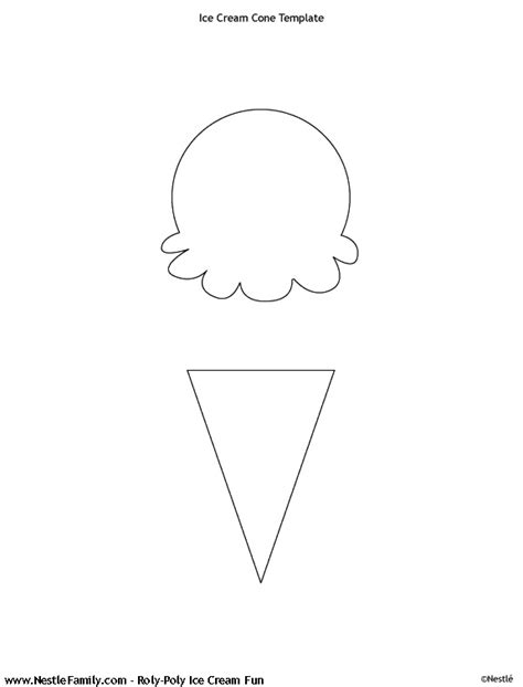 icecream applique applique patterns or templates pinterest