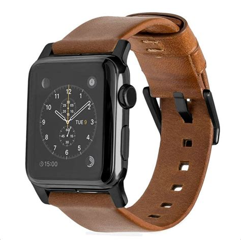 Leather Iwatch 42mm 17 best apple bands straps for 42mm 38mm iwatch