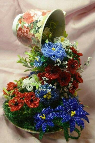 fiori pansè pin di elisabetta pansa su perline beaded