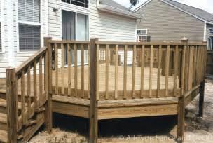 Design Deck Railings Ideas Fence Post Caps Wood Deck Railing Design Ideas Deck Railing Ideas Easy Interior Designs