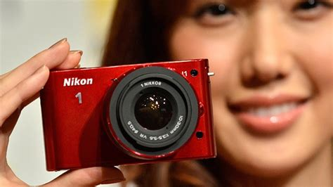 nikon   digital camera small body interchangeable lenses abc news gadget guide abc news