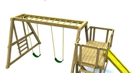 build your own swing set free plans build your own swing set with paul s swing set plan free