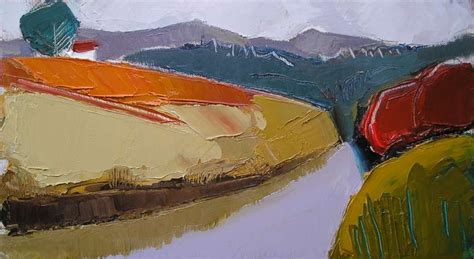 Landscape Artists Uk Hambleton Landscape Painter Contemporary