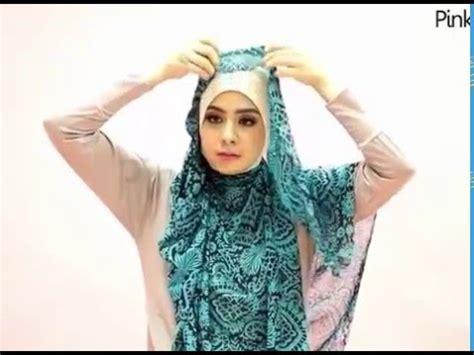 Jilbab Syar I Risty Tagor tutorial syar i yang stylish ala artis risty tagor