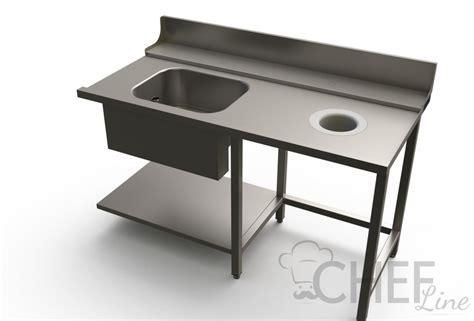 tavolo ingresso tavolo ingresso vasca e foro sbarazzo per lavastoviglie