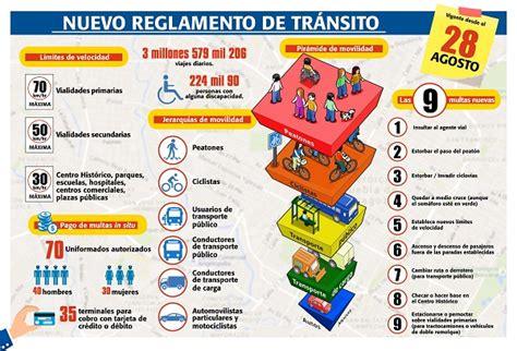 reglamento de trnsito edo de mxico 2016 entra en vigor nuevo reglamento de tr 225 nsito multas hasta
