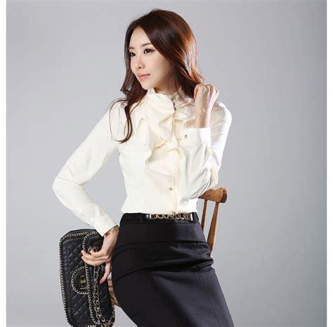 Kemeja Wanita Latte New jual dress korea jual baju korea murah newhairstylesformen2014