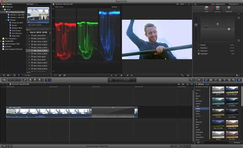 final cut pro background color has apple s color been merged into final cut pro x