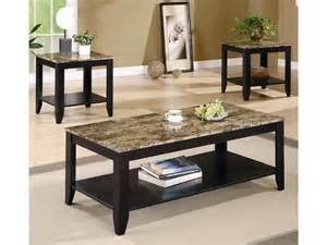 3 living room table sets coaster living room 3 pack table set 700155 98619 china