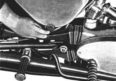 Motorrad Kettenspannung Zu Locker by Reparaturhandbuch F 252 R Das Mz Motorrad Ts 250 1 Miraculis