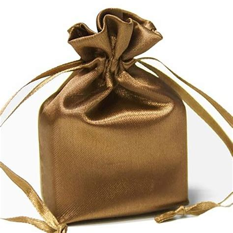 Wedding Gift Bags Bulk by 60 Pcs 4x5 Quot Satin Favor Bags Wedding Reception Gift