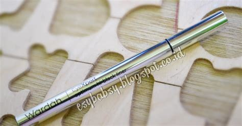 Wardah Hi Black Liner lunatic vixen review wardah eyexpert optimum hi black liner