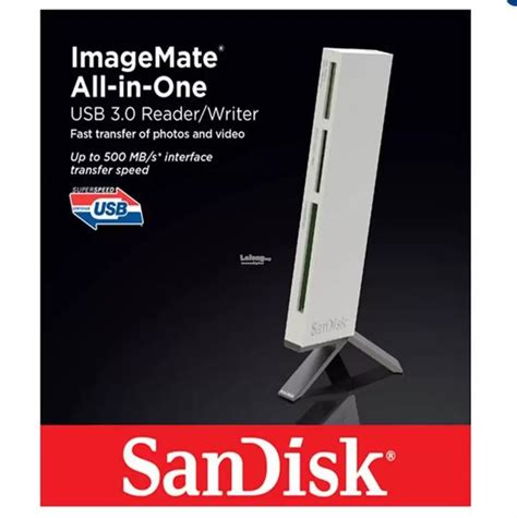 Dijamin Card Reader Sandisk Imagemate All In One Usb 3 0 Sandisk Imagemate All In One Usb 3 End 11 13 2018 5 11 Pm