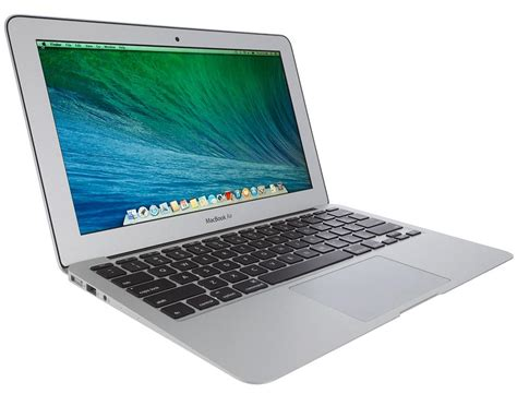 Second Laptop Apple Macbook Air apple macbook air 11 inch 2014 review rating pcmag