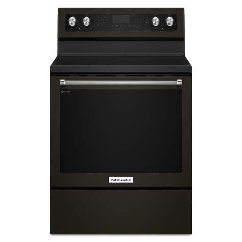 Kitchenaid Electric Appliances Look At These Beautiful Matte Black Major Appliances