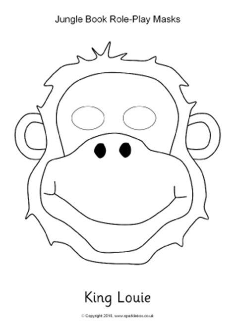 printable hyena mask template other stories teaching resources printables sparklebox