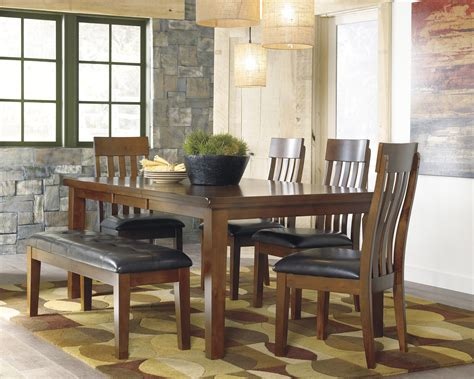 ashley dining room sets ashley d594 ralene dining room set