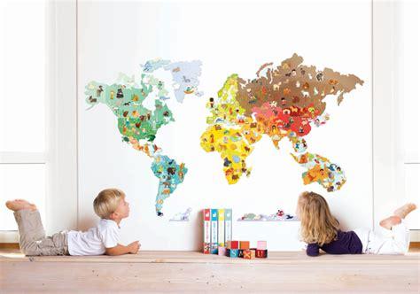 d馗oration chambre d enfants d 233 coration en stickers muraux 40 id 233 es pour la chambre d