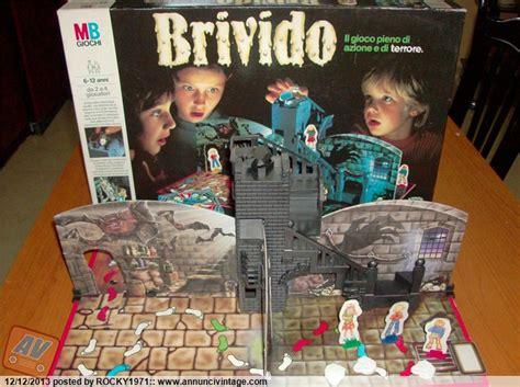 gioco da tavola brivido brivido gioco di societa anni 80 mb giochi