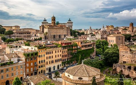 My View Of Rome by Rome Italy 360 176 Aerial Panoramas 360 176 Tours