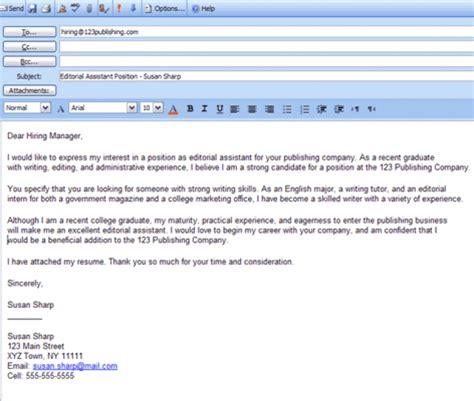 21 subject for sending resume through mail simple foundinmi