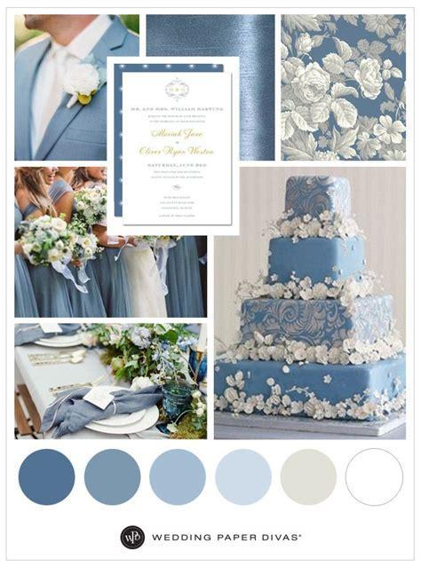 Unique Dusty Blue Wedding Theme Ideas   Mood boards