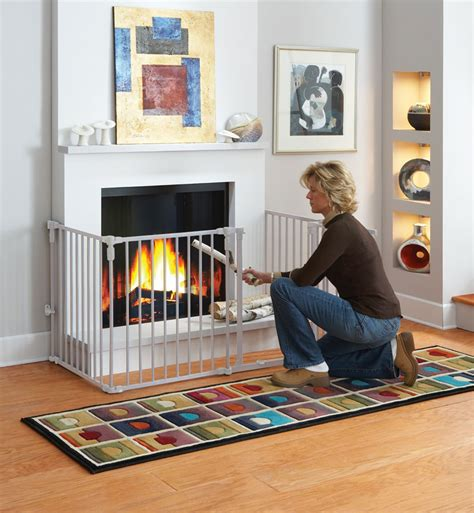 Fireplace Gates For Babies states superyard 3 in 1 metal curve